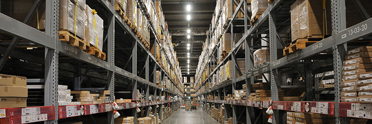 High Bay LIghting Control for Warehouses NZ