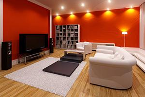 Media Room/Home Theatre