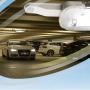 car park batten mount sensors
