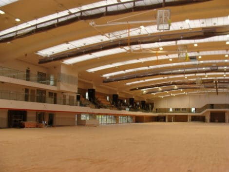 Control System for Sports Centre