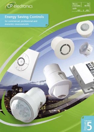 CP Electronics Energy Saving Controls Brochure