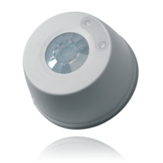 PIR Movement Sensor + Lux Level Sensor
