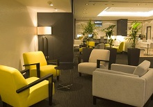 lounge - Emperor Lounge - Auckland Airport