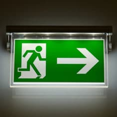 emergency lighting compliance testing