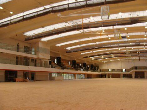 BrucePulman 470x353 - Control System for Sports Centre