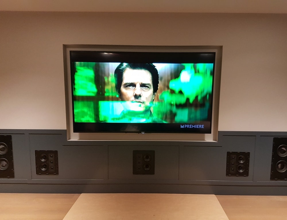 Smart Home Theatre Auckland