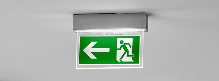 Emergency Lighting - Lighting Control