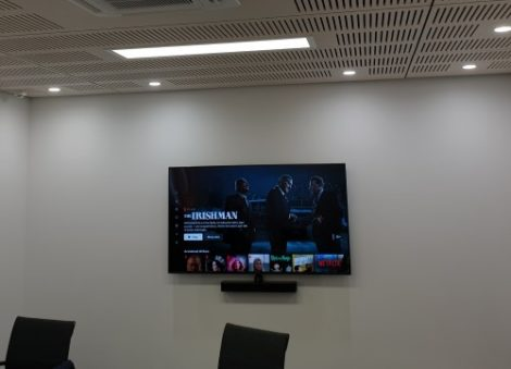 Boardroom AV Solution