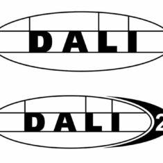 DALI-2 logo + DALI version 1
