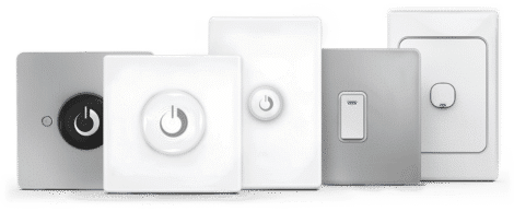 rotaries pushbuttons min 470x204 - Standalone Lighting Control