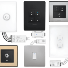 Standalone Lighting Control Switches