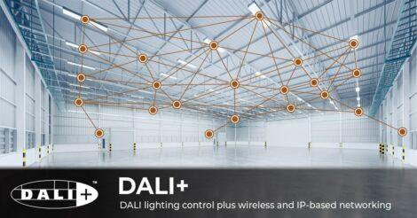 DALI Wireless DALI Lighting Control 470x246 - What is DALI+?  Wireless DALI