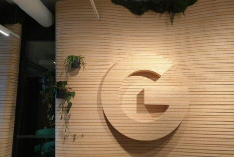 G Google 470x315 - Google Office - Lighting Automation Technology
